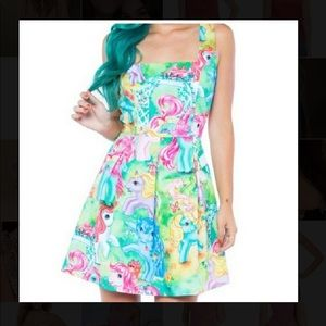 My little pony mini dress